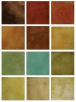 Concrete Acid Stain Colors