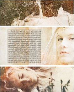 Miriel  Þerindë , first wife of Finwë and mother of Fëanor.