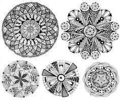 Geometria ed arte: la simmetria radiale - DidatticarteBlog