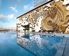 """10 incredible hotel rooftops W Hong Kong Hong Kong, China """"The swimming pool is fabulous. It's on the roof about 70 floors up…"""""""