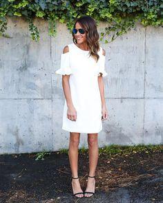 Love this dress! Just wish it wasn't white