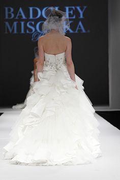 Badgley Mischka Spring 2015 Bridal Collection - Official Website