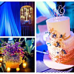 Wedding design & decoration by 3 production wedding planners