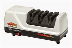 Chef's Choice 1520 Diamond Knife Sharpener Review