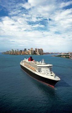 """Cunard's """"Queen Mary 2"""": still the best way to cross the Atlantic."""