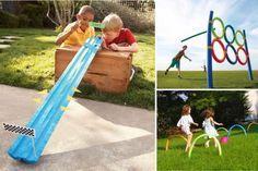 8 activités d'été pour les enfants Jeux avec des nouilles de piscine