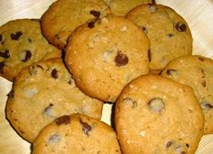 Peanut Butter, Oatmeal,  Chocolate Chip Cookies #peanutbutteroatmealchocolatechipcookies @sweetcissysllc