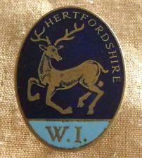 Hertfordshire Womens Institute, Music Instruments, Badges, England, Musical Instruments, Badge, English, British