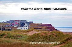 We are continuing our journey around the world with a stop in North America! Ready to read your way around the continent, one book at a time? Come along!