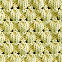 in the round Acorn Eyelet and Lace Knitting Stitch Pattern, worked in the round.Acorn Eyelet and Lace Knitting Stitch Pattern, worked in the round. Lace Knitting Stitches, Easy Knitting, Loom Knitting, Knitting Needles, Knitting Patterns Free, Knit Patterns, Stitch Patterns, Knitting Designs, Honeycomb Stitch