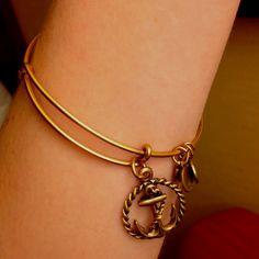 My new Alex and Ani bracelet!!