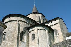 Abbaye de Saint-Savin-en-Lavedan (Hautes-Pyrénées)