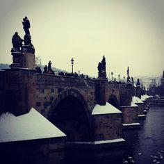 Karlsbader Brücke - Prag