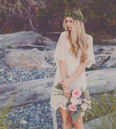 Boho Beach Bridal Inspiration - Bajan Wed : Bajan Wed
