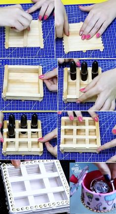 Can you stop your inner child from hopping out? Then satisfy your hunger for craft with these Easy and Creative DIY Popsicle Stick Crafts Ideas. Manualidades 45 Easy and Creative DIY Popsicle Stick Crafts Ideas - HERCOTTAGE Kids Crafts, Diy Home Crafts, Easy Diy Crafts, Creative Crafts, Diy Crafts To Sell, Kids Diy, Sell Diy, Handmade Crafts, Decor Crafts