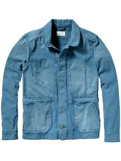 Chaqueta Lot 22 - Blue Charm