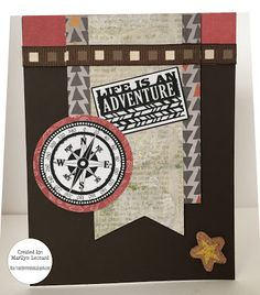 ~ Marilyn's Crafts ~: SBC August Card Kit - 2015