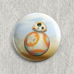 Boton Star Wars - BB8
