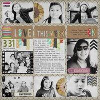 A Project by marnel from our Scrapbooking Gallery originally submitted 05/06/12 at 09:44 AM