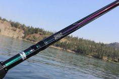 Abu Garcia Ike Signature Series Fishing Equipment, Hunting, Fishing Rigs, Fishing Tackle, Fighter Jets