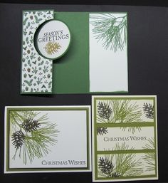 Ornamental Pine - Stampin' Connection