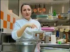 Recette d'Anne-Sophie Pic, seule femme chef en France 3 étoiles au Michelin - YouTube