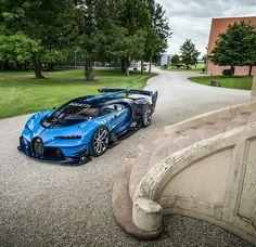 Bugatti Chiron Race edition