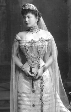 Countess Sophie of Merenberg, Countess de Torby wife of Grand Duke Michael Mikhailovich