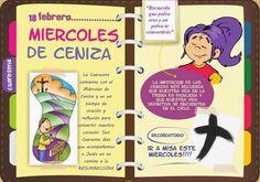Religión Severo Ochoa: Miércoles de Ceniza