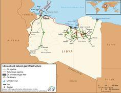 Petrolio, collassa la produzione in Libia - Materie Prime - Commoditiestrading