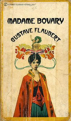 currently reading 'madame bovary' by gustave flaubert