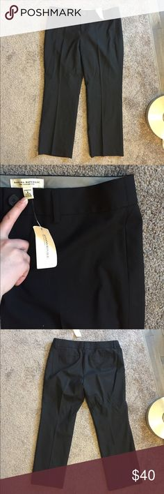 🆕 Banana Republic Logan Fit Straight Leg Pants 8 Brand new with tags! Thank you for looking! Brand new dress pants! Wool Banana Republic Pants Straight Leg