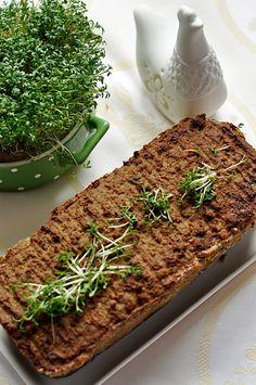 Pasztet wielkanocny Easter This Year, Polish Recipes, Avocado Toast, Mashed Potatoes, Appetizers, Baking, Breakfast, Ethnic Recipes, Food