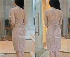 Model Vera Kebaya Dress Modern Modis