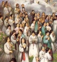 Feast of the Martyrs of Korea The Korean Martyrs were the victims of religious persecution against Catholic Christians during the 19th century in Korea. At least 8,000...(Read the rest of the story here:) https://www.facebook.com/St.Eugene.OMI?ref=hl