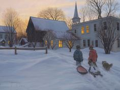 """""""End of a Good Day"""" by Robert Duncan"""