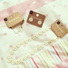 Daisy jewellery! ❤
