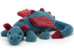 Jellycat Drache DEXTER M Dexter, Baby Registry Items, Beast Creature, Bouncy Castle, Jellycat, Hand Puppets, Baby Boutique, Toddler Toys, Kawaii