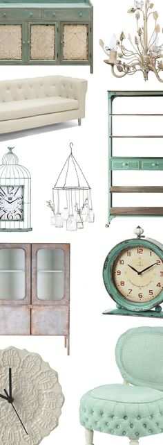 Shabby Chic Furniture & Décor | Shop Now at dotandbo.com