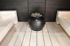 @ Coconut White Modern Saunas, Sauna Shower, Sauna Steam Room, Wellness Spa, Black Decor, Basin, Home Appliances, Haku, Bathrooms