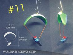 Mini Glider Paragliding Toy Souvenir Airtime Flying Inspired by Advance Sigma Hang Gliding, Paragliding, Gliders, Inspired, Learning, Toys, Mini, Inspiration, Ebay