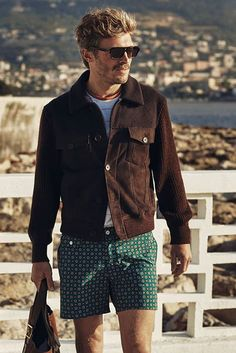 How To Nail Seventies Style | The Look | The Journal | Issue 322 | 31 May 2017 | MR PORTER
