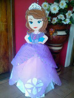 piñata princesa sofia - Buscar con Google