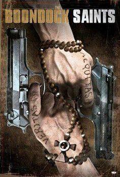 FLM90026 Boondocks Saints - Rosary Beads 24x36