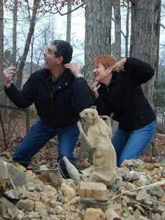 They know how to turn a horrible situation (like a mummified cat under your house) into a funny one. | 20 Reasons Your Parents Are The Absolute Greatest