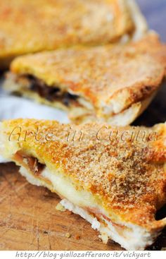 Torta di pancarre con scamorza prosciutto e funghi – Rezepte I Love Food, Good Food, Yummy Food, Strudel, Popular Italian Food, Easy Cooking, Cooking Recipes, My Favorite Food, Favorite Recipes