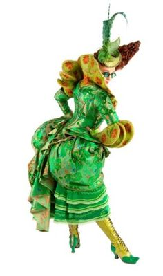 Ciudadana de Oz. Singer swing.