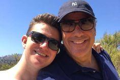 Learn More About Brad Garrett's Son Maxwell Bradley Garrett | eCelebrityMirror Celebrity Babies, Celebrity News, Sons, Celebrities, Mens Sunglasses, Entertainment, Fashion, Moda, Celebs