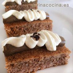 Bizcocho de café » Divina CocinaRecetas fáciles, cocina andaluza y del mundo. » Divina Cocina