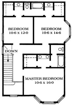 1000 images about upstairs bath and bed configuration on for Jack and jill house